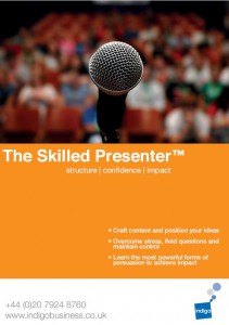 The Skilled Presenter