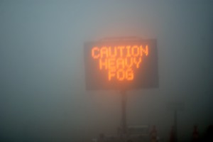 How foggy is your message?